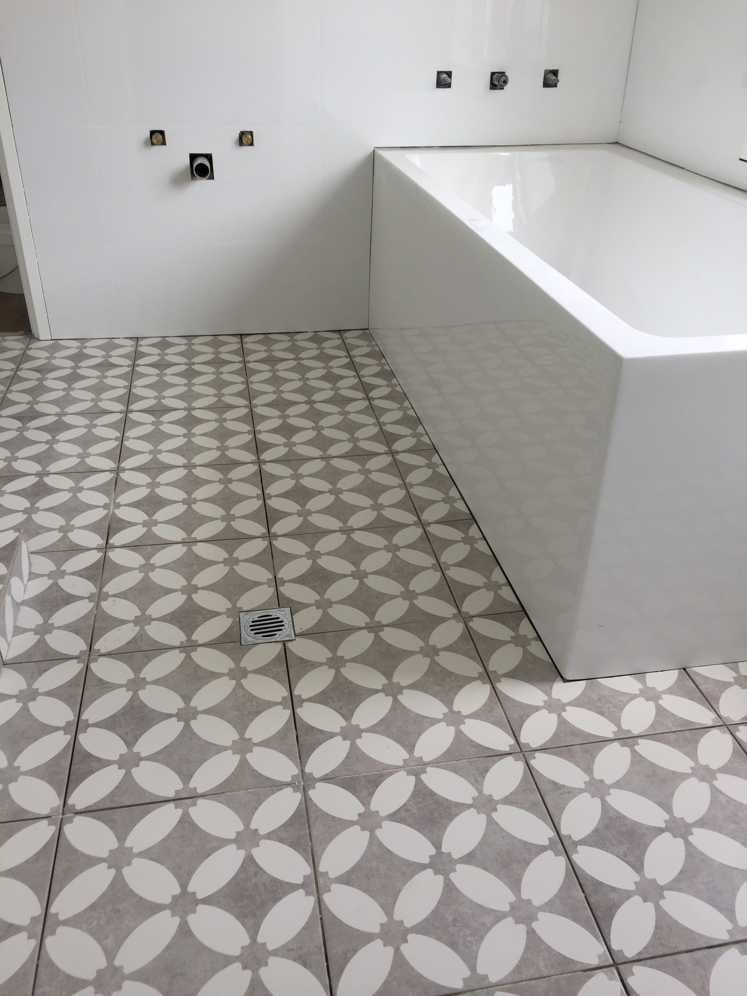 South adelaide tilers bathroom floor tiling pespective tiling south adelaide bathroom tilers the floral floor tiles doublecrazyfo Images